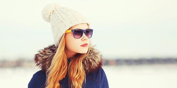 Cómo proteger los ojos en invierno