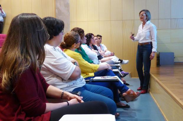 Carmen Segovia, formación, trasplantes, Fundación La Arruzafa