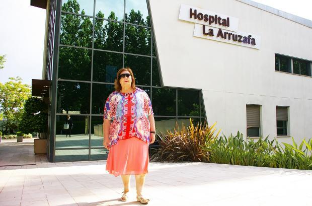 Ojo biónico Hospital Innova Ocular La Arruzafa