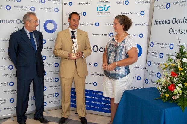 Dr. Pedro Caro, Enrique Cosme Pereira, Sandra Monsalve Gomáriz