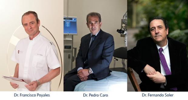 Dr. Poyales, Dr. Caro Dr. Soler