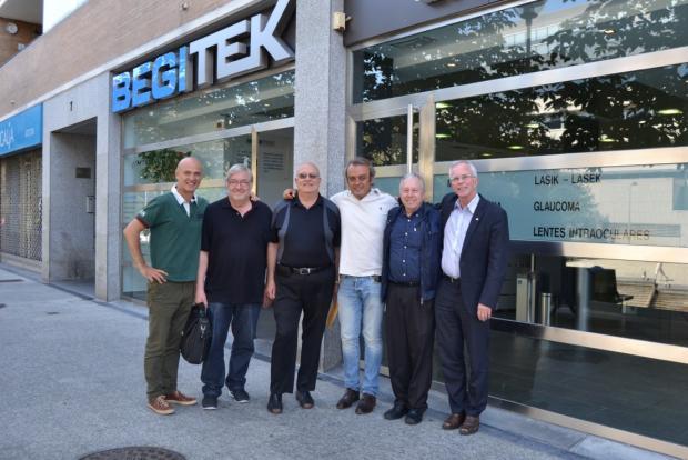 IOL Power Club; Dr. Jaime Aramberri; Innova Ocular Begitek