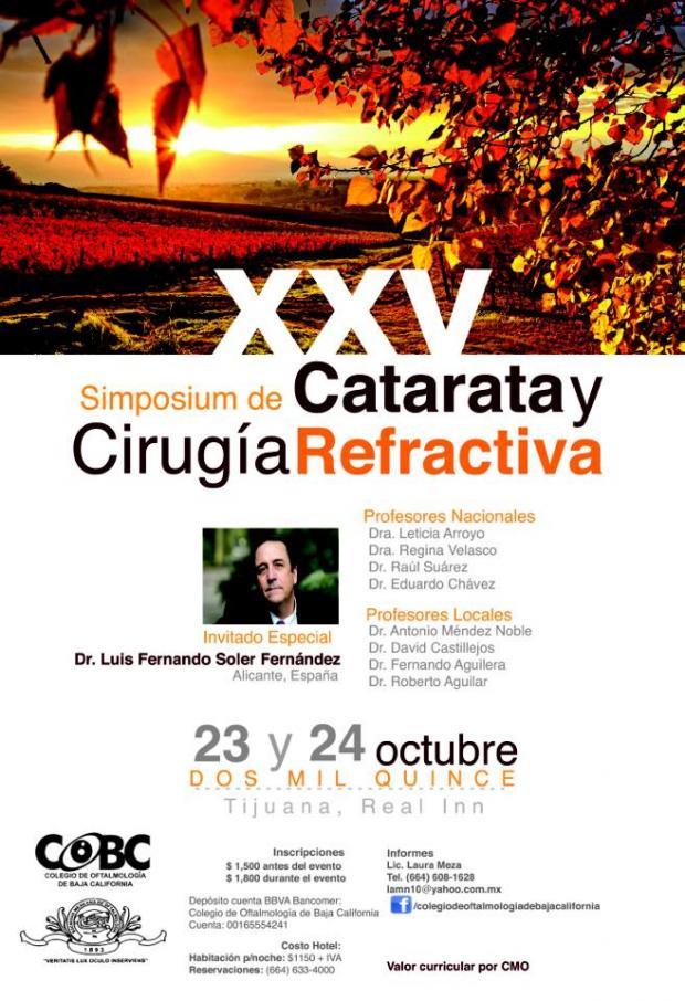 XXV Simposio Internacional de Baja California de México