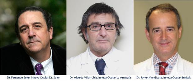 Dr. Soler Villarubia y Dr. Mendicutr