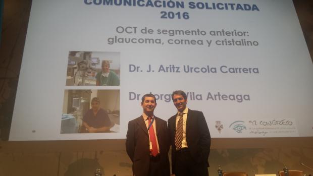 Los doctores Vila y Urcola