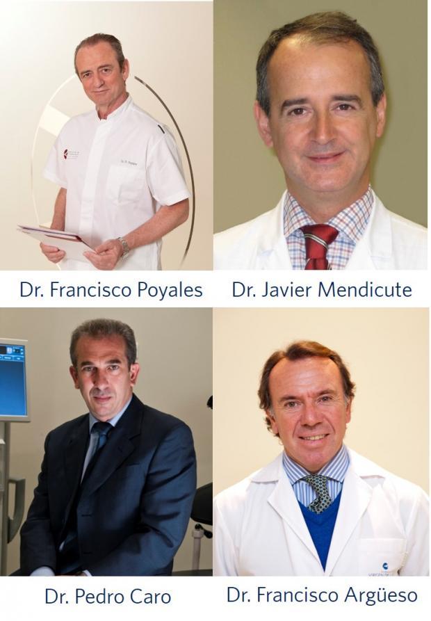 Doctores Innova Ocular