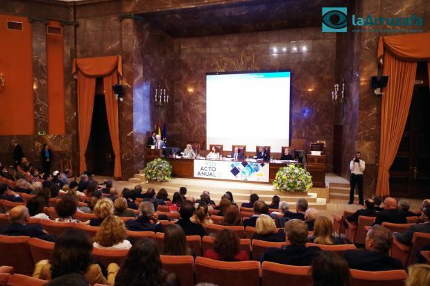 conferencia magistral del Dr. Laborda