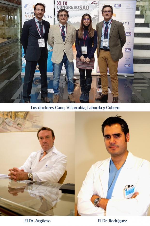 doctores La Arruzafa