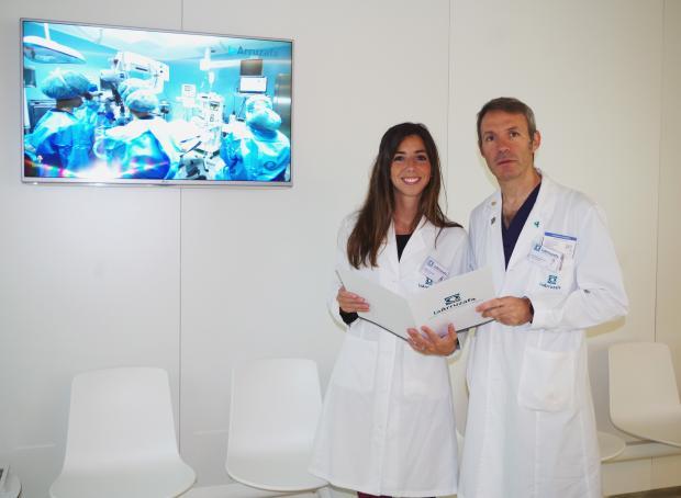 Dra. Teresa Laborda; Dr. Antonio Hidalgo, Uveítis, Inmunología, Glaucoma, Innova Ocular La Arruzafa, Córdoba