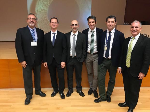 Dr. J. Aritz Urcola, Dr. Jorge Vila, Innova Ocular Begitek, Innova Ocular Clínica Vila