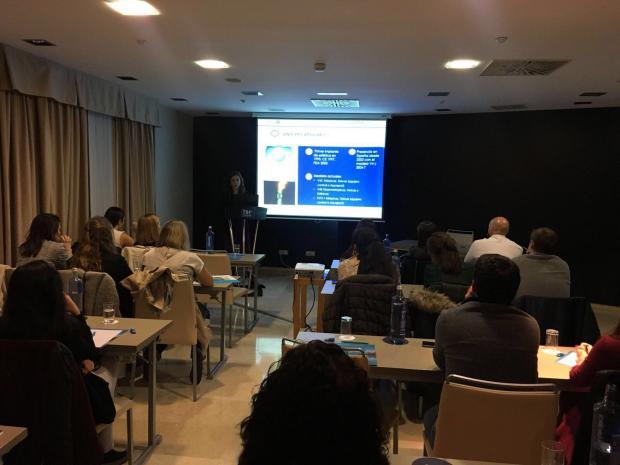Innova Ocular IOA Madrid, Staar Surgical, ICL, Ester López Artero, pptometristas