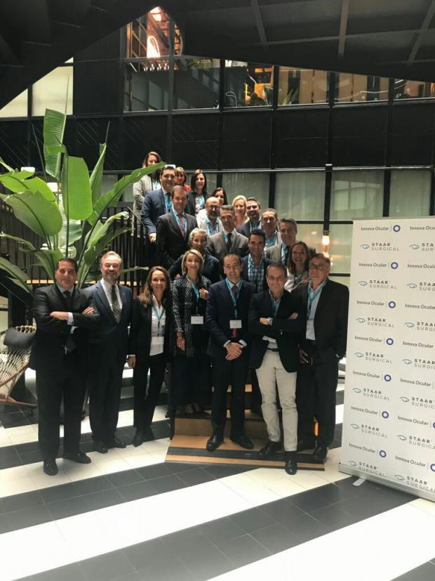 Asistentes al curso Innova Gestión 2018