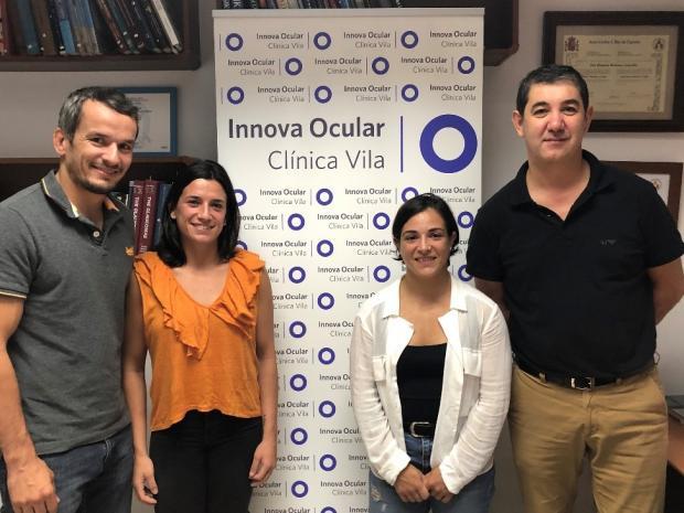 Innova Ocular Clínica Vila patrocinadora de las judokas españolas, Julia Figueroa Peña y Ana Pérez Box
