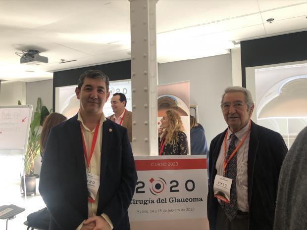 Dr. Jorge Vila y Dr. Emilio Vila