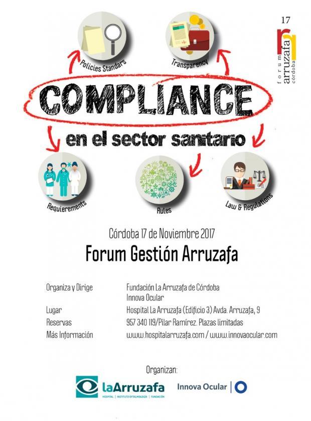 Fórum Gestión Arruzafa, Compliance