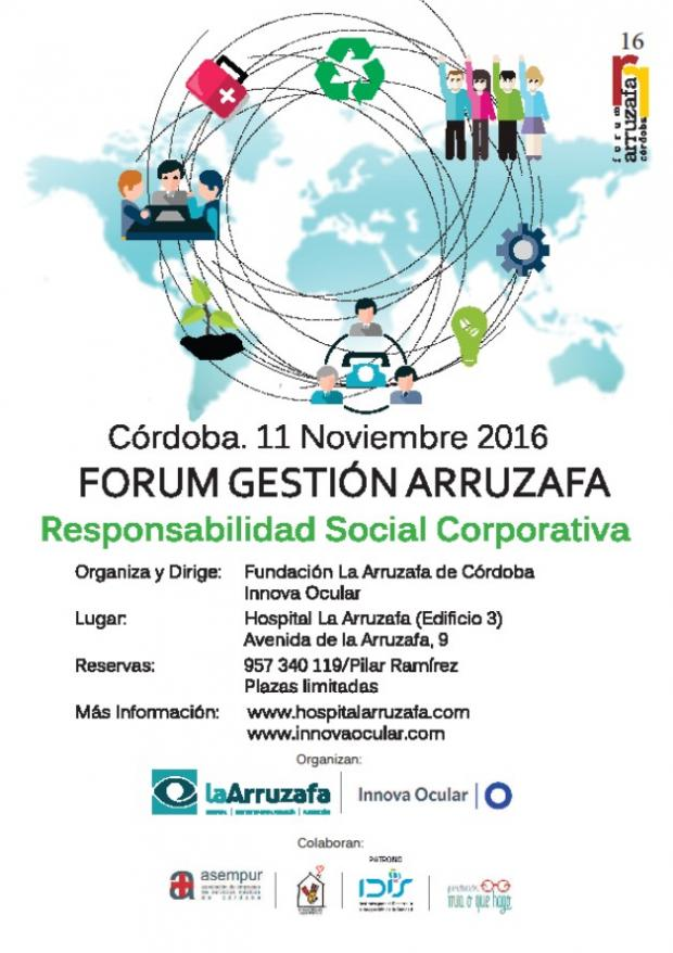 forum gestión arruzafa
