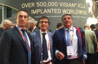 Dr. Alberto Villarrubia; Dr. Javier Gersol; Segmento Anterior; Cirugía Refractiva; Innova Ocular La Arruzafa; Barcelona