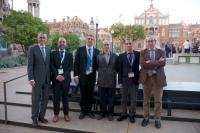 Innova Ocular ICO Barcelona; Innova Ocular La Arruzafa; Dr. José Ignacio Vela; Dr. Jaume Crespí; Dr. Jesús Díaz; Dr. Juan Manuel Laborda; Barcelona Retina Meeting