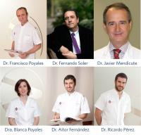 Innova Ocular IOA Madrid; Innova Ocular Dr. Soler; Innova Ocular Begitek; Dr. Francisco Poyales; Dr. Fernando Soler; Dr. Javier Mendicute; dra. Blanca Poyales; dr. Aitor Fernández; Dr. Ricardo Pérez