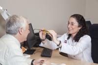 2015 12 28 Dra. Nuria Garzón, optometrista de Innova Ocular IOA Madrid