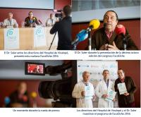 2016 01 28 Varios momentos de la presentación del congreso FacoElche 2016, que comienza el próximo 4 de febrero