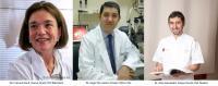 Dra. Susana Duch; Dr. Jorge Vila; Dr. Aitor Fernández