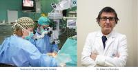 trasplante lamelar; Dr. Alberto Villarrubia; Innova Ocular La Arruzafa