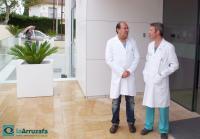 Diego José Torres; Antonio Hidalgo; Hospital Innova Ocular La Arruzafa