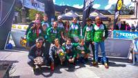 La Selección Andaluza de CxM logró siete podios en la prueba del domingo, después de los seis obtenidos un día antes