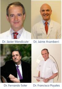 Innova Ocular; Dr. Javier Mendicute; Dr. Jaime Aramberri; Dr. Fernando Soler; Dr. Francisco Poyales; cirugía de la catarata