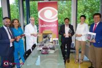 enovación del acuerdo entre Fundación La Arruzafa y General Óptica