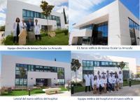Innova Ocular La Arruzafa inaugura su tercer edificio