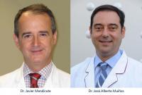 doctores Mendicute y Muiños