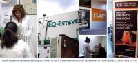 últimas campañas realizadas por Innova Ocular ICO Barcelona fueron en las instalaciones de Esteve Química, Esteve Farma y RTVE