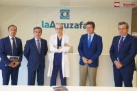 Acuerdo renovación La Caixa eInnova Ocular La Arruzafa