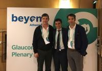 Dr. Jorge Vila, Dr. Aitor Fernández, Dr. J. Aritz Urcola, Allergan Beyond Meeting, glaucoma