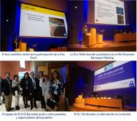 Innova Ocular, glaucoma, Innova Ocular ICO Barcelona, Innova Ocular Clínica Vila, Jorge Vila, Susana Duch, Elena Millá