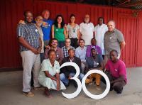 Fundación La Arruzafa, Tanzania, Tino Soriano