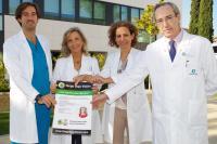 """Innova Ocular La Arruzafa apoya el distintivo """"Tengo baja visión"""" para personas con condiciones reducidas"""
