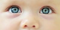 Características ojos recién nacido