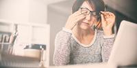 Cómo podemos prevenir la fatiga ocular