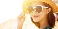 Cómo proteger los ojos en verano