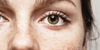 ojos de mujer sentido de la vista