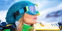 Protege tus Ojos en la Nieve