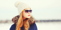 Consejos para proteger los ojos en invierno